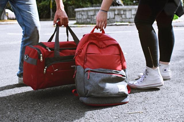 moving bag